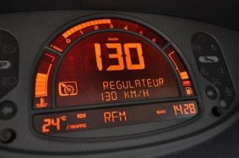 Equipement son, vidéo et sécurité de votre véhicule - régulateur de vitesse 1