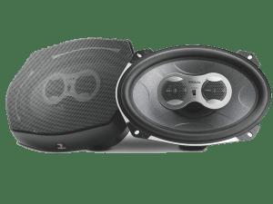 Equipement son, vidéo et sécurité de votre véhicule - haut-parleurs