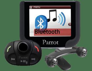 Equipement son, vidéo et sécurité de votre véhicule - kit main libre 2