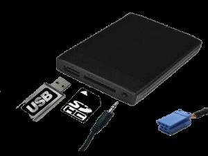 Equipement son, vidéo et sécurité de votre véhicule - module MP3 USB/SD
