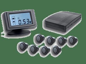 Equipement son, vidéo et sécurité de votre véhicule - caméra de recul kit