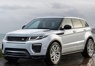 Land Rover Evoque – Antivol OBD2