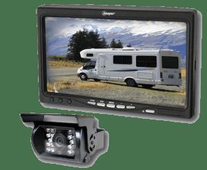 Equipement son, vidéo et sécurité de votre véhicule caméra recul camping car